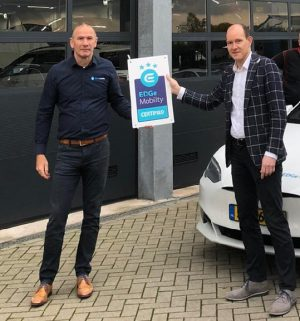 Van Hooijdonk Autobedrijf nu ook elektrisch
